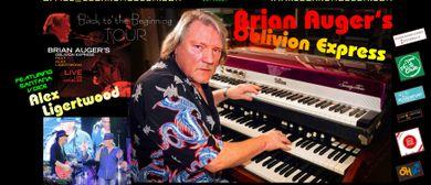 Brian Auger's Oblivion Express + Santana / Alex Ligertwood
