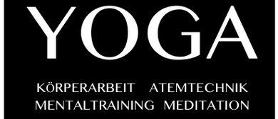 Hatha Yoga - Fortgeschrittene (halboffenen Gruppe)
