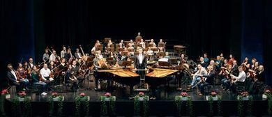Vassilis Christopoulos und Deutsche Staatsphilharmonie Rhein