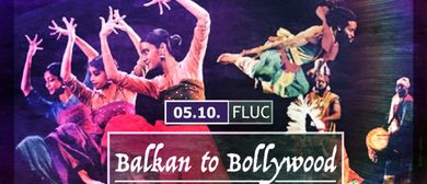 Balkan to Bollywood Party, Live Edition