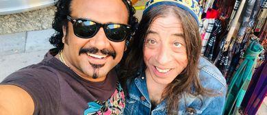 HARRI STOJKA & SEINE INDISCHEN FREUNDE: INDIAN EXPRESS // GY