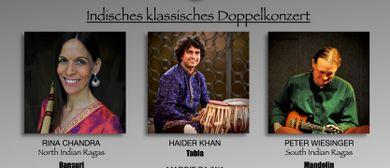 Night Ragas - Indisches klassisches Doppelkonzert