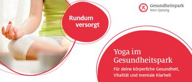 YOGA-Kurs: Flow Yoga