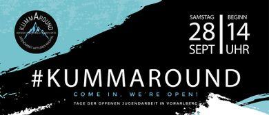 """Tage der Offenen Jugendarbeit - """"KummAround"""""""