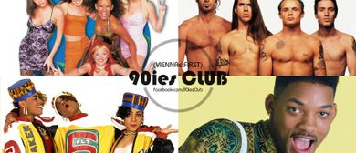 90ies Club: Semesteropening!