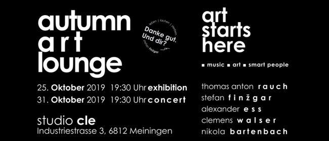autumn art lounge   2019