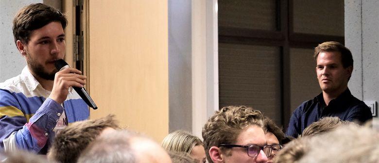 Podiumsdiskussion zu den Landtags-Wahlen 2019