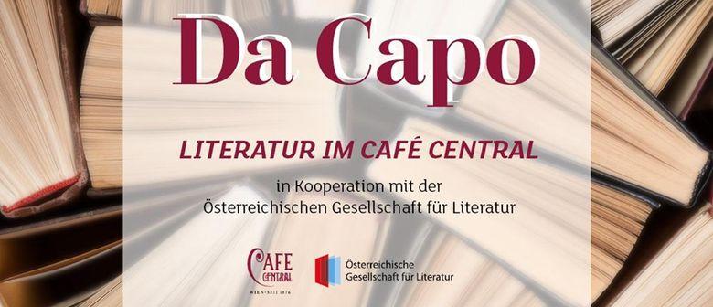 Da Capo - Literatur im Café Central