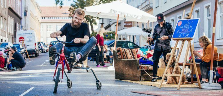 """""""Tag der Wohnstraße"""" von gemütlich über jazzig bis sportlich"""