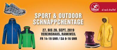 2. Sport & Outdoor Schnäppchentage in Rankweil