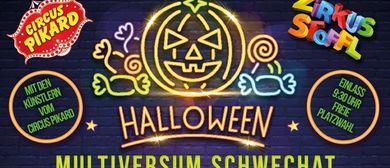 Glow in the Circus - Halloween