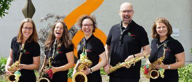 G'mischter Sax Konzert Premiere