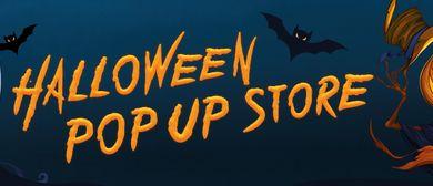 LIBRO Halloween Pop Up Store