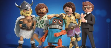 KINDERKINO: Playmobil - Der Film