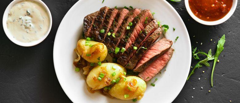 Rib Eye Steak genießen im Vienna 1st