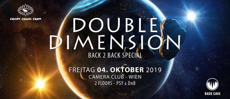 Double Dimension - Psytrance & DnB