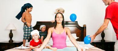 Mindfulness - Mindful Parenting