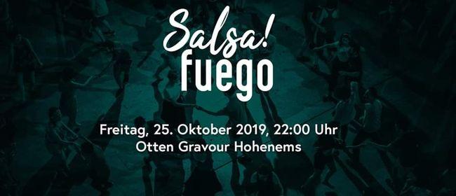 Salsa!fuego #2 - Feel the heat
