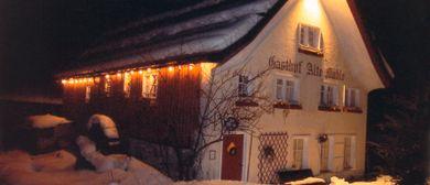 Stubenmusik in der Alten Mühle