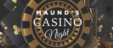 MAUND´s CASINO NIGHT