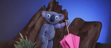 Koko mit dem Zauberschirm