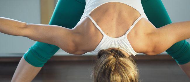 Anfänger Yoga in Dornbirn - Cool Basic