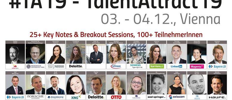#Ta19 – Talent Attract 2019