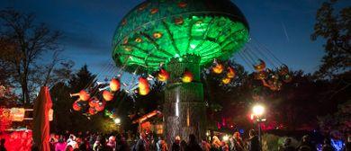 Halloween im Familypark: Fiesta de los Muertos