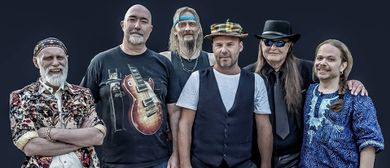 Die Blues Buam & Special Guest Robert Baum