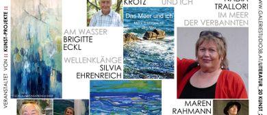 Wasser und Meer im Spiegel von Kunst und Literatur!