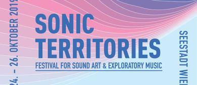 SONIC TERRITORIES Festival for Sound Art & Exploratory Music