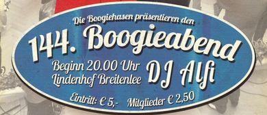 144. Boogieabend der Boogiehasen
