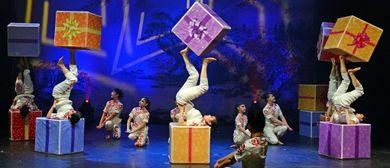 CHINESISCHER NATIONALCIRCUS - Happy Chinese New Year