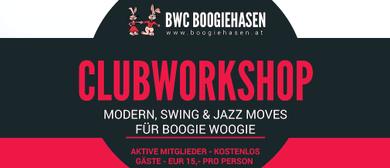 Clubworkshop der Boogiehasen