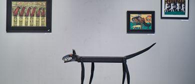 Von Mäusen und Monstern - Artquer in der Wexelstube