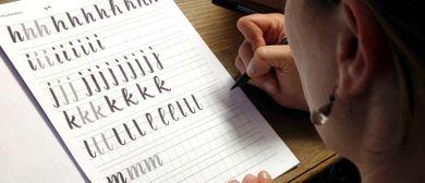 Brush Lettering Workshop für Anfänger mit Anja Pircher