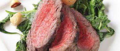 3 Gänge Brunch im Beef & Glory