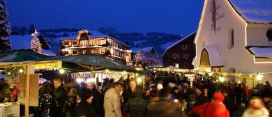 Schwarzenberger Adventmarkt