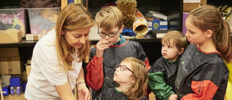 In der Weihnachtsbäckerei – Führung & Workshop