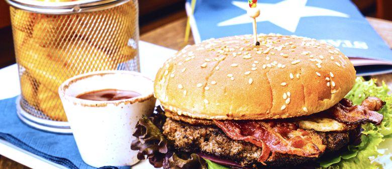 Jeden Burger um nur 10€ genießen im Stadtkind