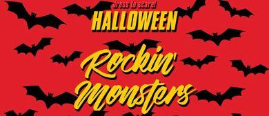 Halloween - Rockin' Monsters