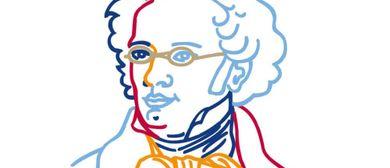 Gezeichnet: Franz Schubert