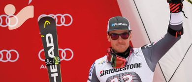 INTERSPORT Fischer u. HEAD Meet&Greet mit Ted Ligety