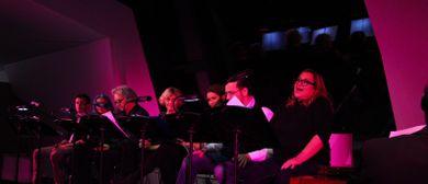 Kost-Probe im MuTh-Atelier – Tryout von neuem Musiktheater