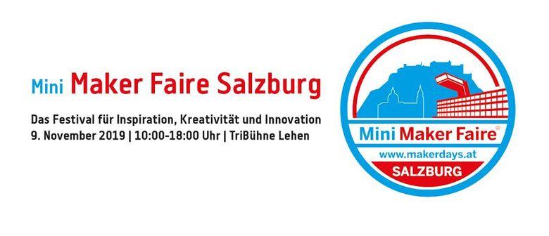 Mini Maker Faire mit Makersalon für betriebliche Innovation
