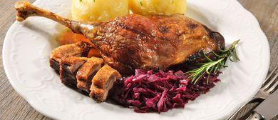 3 Gänge Dinner Menü im Otto Wagner Schützenhaus