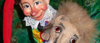 KASPERL und der Lö-Lö-Löwe