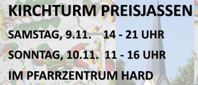Erstes Harder Kirchturm Preisjassen
