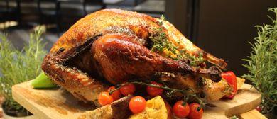 Thanksgiving-Brunch in der Wunderkammer