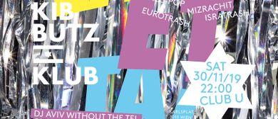 Kibbutz Klub: Yalla Lametta - the glitzy edition